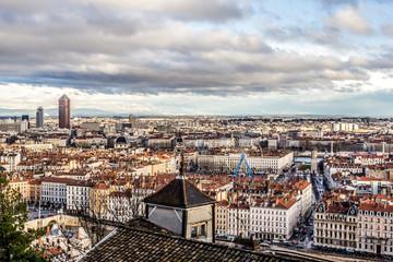 Vue de Lyon