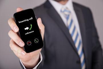 smartphone missing calls