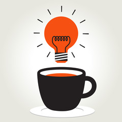 Idea from coffee cup