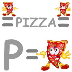p pizza