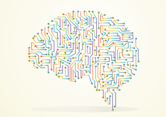 cervello arcobaleno