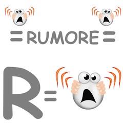 r rumore