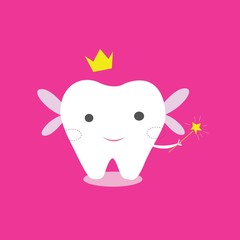 tooth fairy illustration