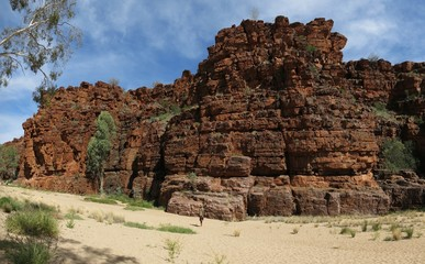 MacDonnell Ranges National Park, Nothern Territory, Australia