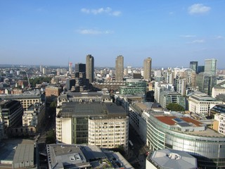 Skyline von London - England - UK