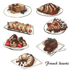 French desserts 2