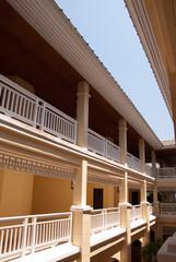 architecture design of Thai town