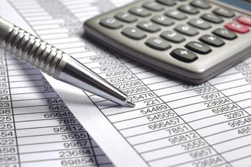 Finanzen Budget Kalkulation