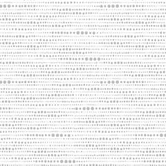 Light gray random hand drawn dot pattern background.