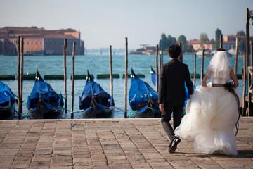 Italian city of Venice