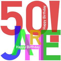 Geburtstag Happy Birthday #150219-07