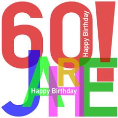 Geburtstag Happy Birthday #150219-08