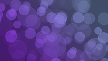 Elegant abstract purple bokeh wallpaper