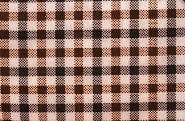 Seamless square pattern tartan use a background