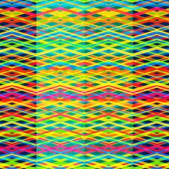 bright rainbow seamless pattern