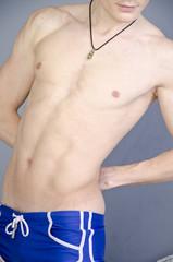 skinny boy
