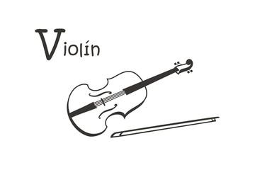 Violín BN FB ESP