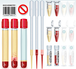 Biochemistry Test Complete Set