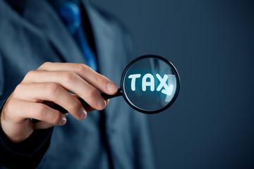Focused on tax