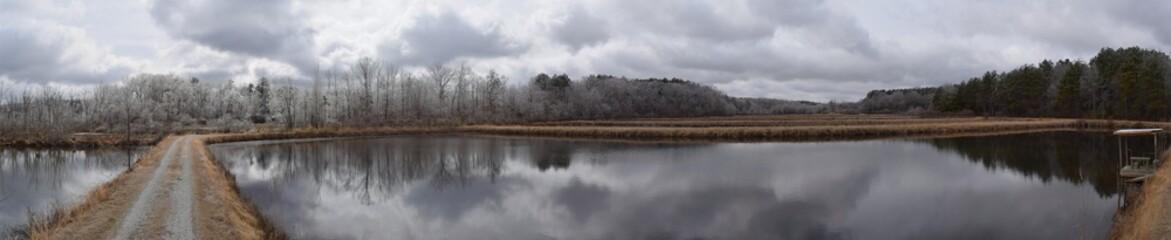 Winter in Mississippi