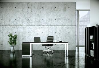 Modernes büro design  modernes Büro Interieur Design - Buy this stock illustration and ...