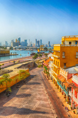 Morning in Cartagena