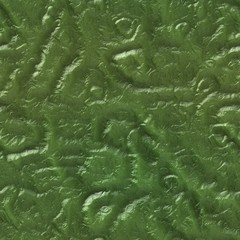 Green seamless alien skin texture