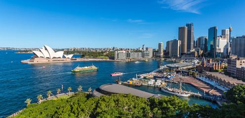 Foto auf Acrylglas Sydney Baie de Sydney