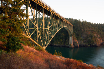 Puget Sound Deception Pass Fidalog Whidbey Islands