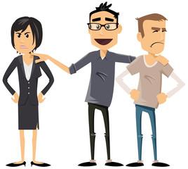 Régler les conflits au travail