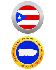 button as a symbol PUERTO RICO
