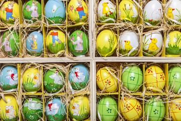 handbemalte Eier