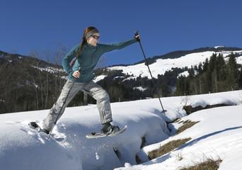 Schneeschuhtour 8