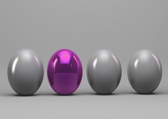 EI violett