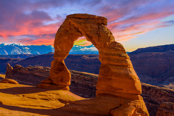 Arches National Park Wall mural