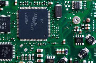 Circuit imprimé de disque dur