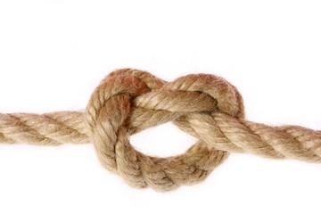 Seil verknoten