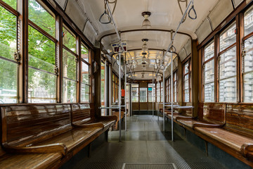 Interno tram