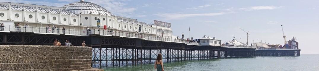 Brighton Pier - England