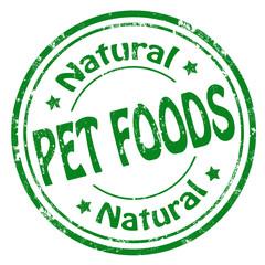 Pet Foods-stamp