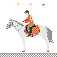Derby. Equestrian sport.