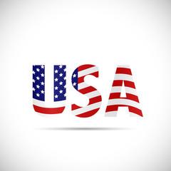 USA Illustration