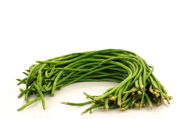 long beans(Vigna unguiculata subsp. sesquipedalis)