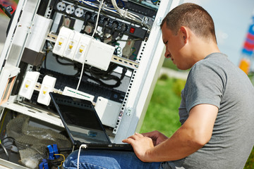 service engineer adjuster