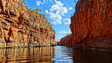 Printed kitchen splashbacks Australia Katherine Gorge