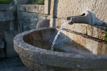 Photo sur Plexiglas Fontaine Water fountain detail
