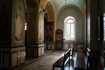 Russian Orthodox Church of St. Peter and St. Tabitha in Jaffa