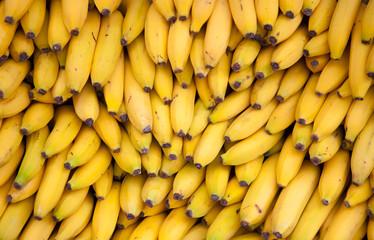 Bananas background texture