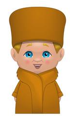 Russian kid