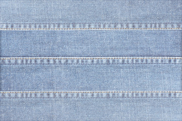 Texture abstract soft color blue denim background